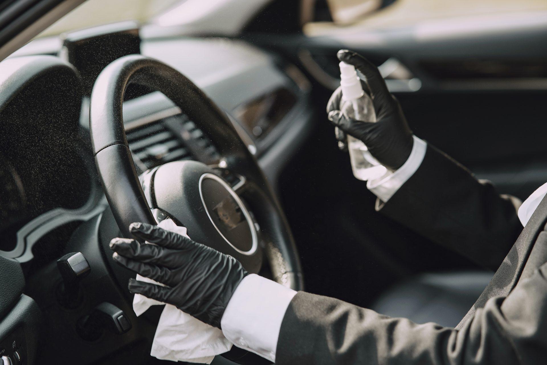 Pandemia a korzystanie z aut z wypożyczalnii.